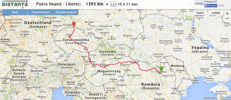 Cehia - Liberec