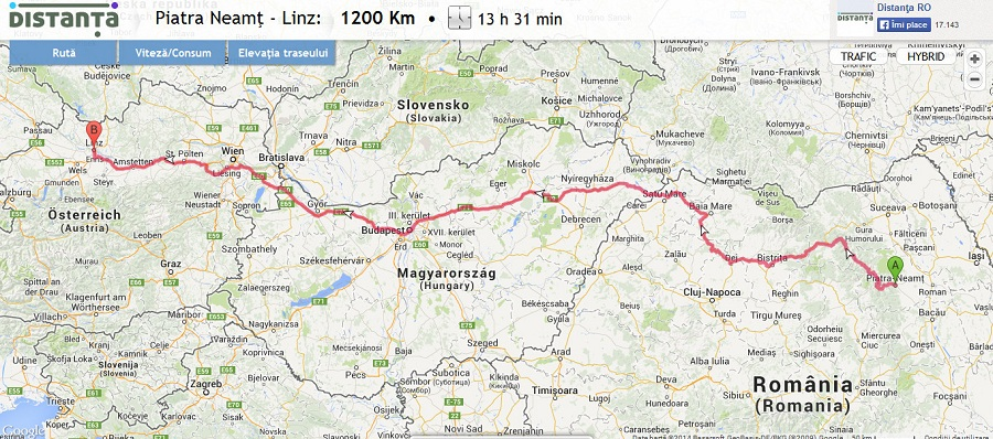 Austria - Linz