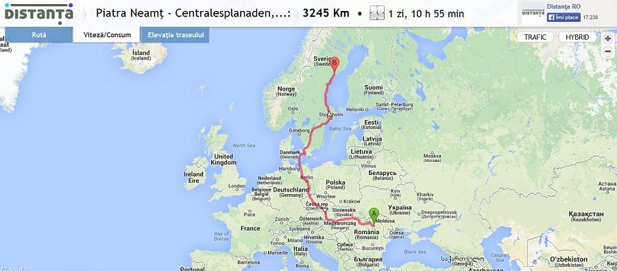 Suedia - Ornskoldsvik