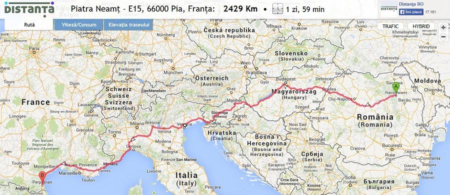 Perpignan Luna Transport Transport Marfa Intern Si