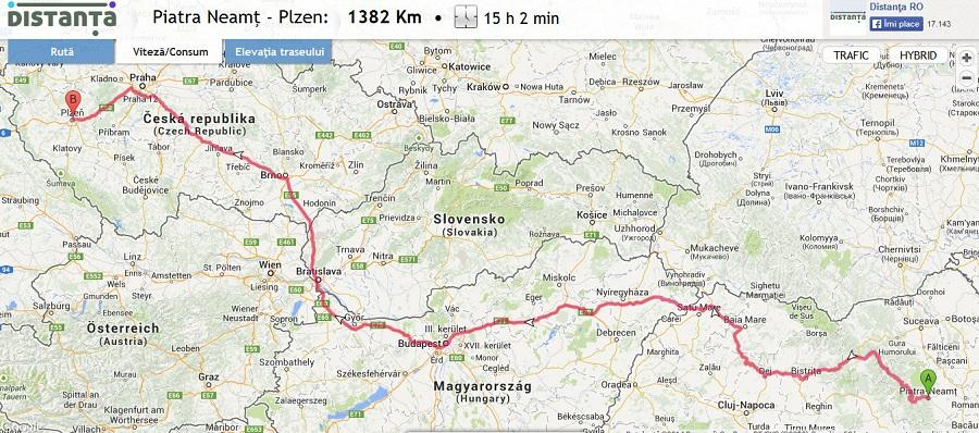 Cehia - Plzen